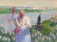 Визит Папы Римского в Киев