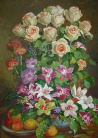 Солодовников. Подарочные цветы