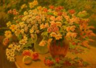 Солодовников. Полевые цветы