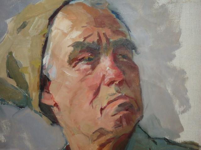 Гуецкий. Портрет мужчины